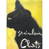 Chats - Steinlen