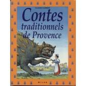 Contes Traditionnels De Provence de Claude Cl�ment