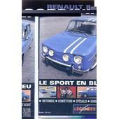 Renault 8 Gordini Le Sport En Bleu de Amant, Thibaut