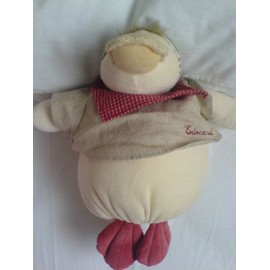 Peluche Musicale Edouard Le Canard Moulin Roty