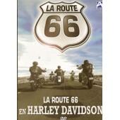 La Route 66 En Harley Davidson