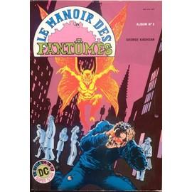 Le Manoir Des Fant�mes Artima Color Super Star Dc Album Hors-S�rie N� 2 : N�3 Vision D'horreur Et N�4 La Fille Du Vampire