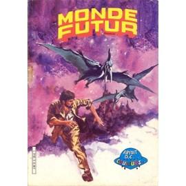 Monde Futur Aredit Dc N� 3 : Les Immortels: Super Guerre Par Jack Kirby