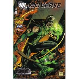 Dc Universe N� 8 : A Force De Volont�