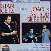 Stan Getz Meets Joao & Astrud Gilberto - Stan Getz