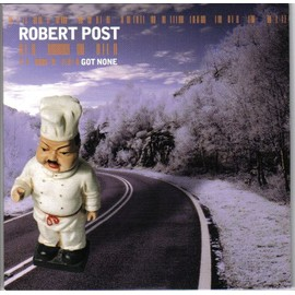 CD PROMO  ROBERT POST GOT NONE