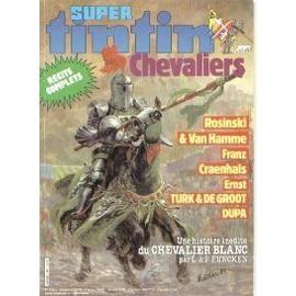 Super Tintin N� 26 : Chevaliers