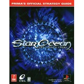 Star Ocean The Second Story Strategy Guide de hollinger, e m