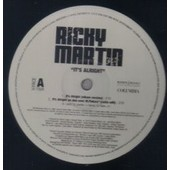 It's Alright ( Mono Face ) - Ricky Martin & M Pokora