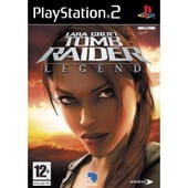 Lara Croft Tomb Raider Legend - Ensemble Complet - Playstation 2