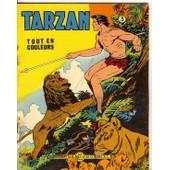 Tarzan 4 Albums de Burroughs E R