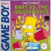 The Simpsons Bart Vs.The Juggernauts