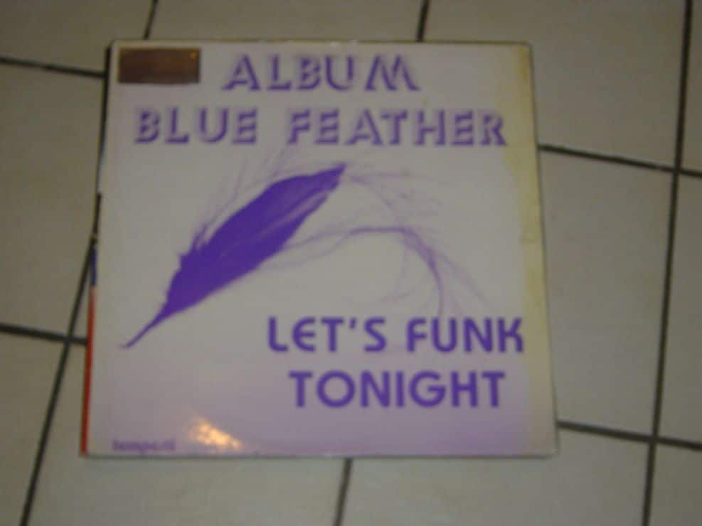 Lets Funk Tonight Album Vinyl 1982
