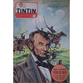Tintin N� 329 : Abraham Lincoln