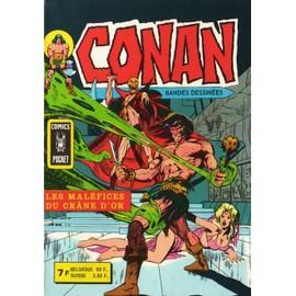 Recueil Conan N� 3228 : Les Malefices Du Crane D'or
