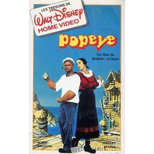 [Disney] Popeye (1980) 310340372_L
