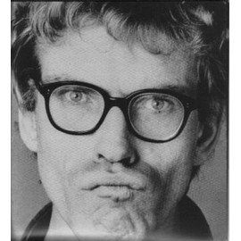 Dick Annegarn - Plaquette publicitaire dépliante