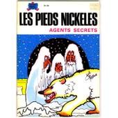Les Pieds Nickeles N� 54, Agents Secrets