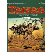 Tarzan, L'integrale - Tome 10 de Edgar Rice Burroughs