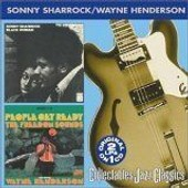 Black Woman/Freedom Sounds - Sonny Sharrock & Wayne Henderson