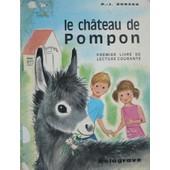 Le Chateau De Pompon de bonzon paul-jacques