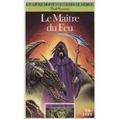 Le Ma�tre Du Destin Tome 2 - Le Ma�tre Du Feu de Paul Vernon