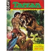 Album G�ant Tarzan Le Seigneur De La Jungle N� 12 : Edgar Rice Burroughs