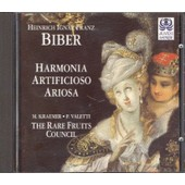 Harmonia Artificioso Ariosa Kraemer - Franz Heinrich Von Biber