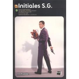 Serge GAINSBOURG - Les inrockuptibles - Initiales S.G - revue sur le parcours de Serge
