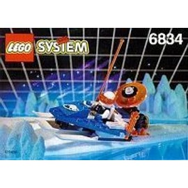 Lego 6834 : Traineau Des Neiges (Ice Planet)