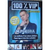 M Pokora 100 % Vip Dvd Collector de M6 Editions