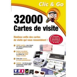 32000 Cartes De Visite Anuman Interactive