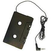 Adaptateur K7 lecteur Cd Mp3 iPod Pour Autoradio