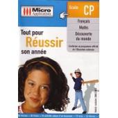 Tout Pour Reussir Ecole Cp Francais/Math