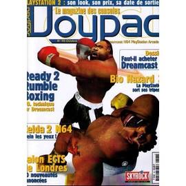 Joypad N� 90 : Ready 3 Rumble Boxing