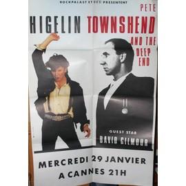 JACQUES HILEGIN / PETE TOWNSHEND