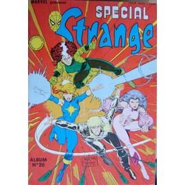 Album Reli� Sp�cial Strange N� 20 : N.58-59-60