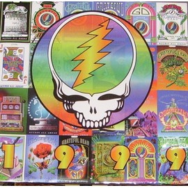 Grateful Dead Calendrier 1999