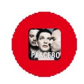 """Placebo """"Band"""" - Badge 25 mm"""