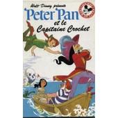 Peter Pan Et Le Capitaine Crochet de walt disney