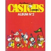 Castors Juniors Magazine Album N�2 de walt disney