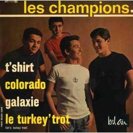t'shirt/colorado/galaxie/le turkey'trot