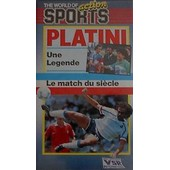 Platini : Une Legende, Le Match Du Siecle de The World Of Sport Action