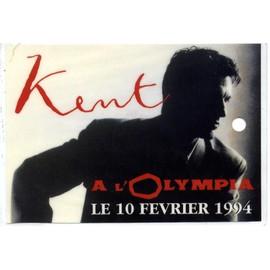 Pass Kent - Olympia 1994