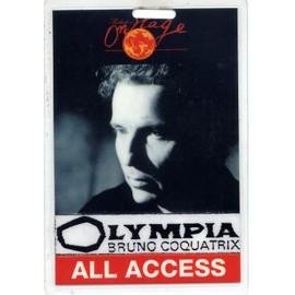 Pass Bernard Lavilliers - Solo Tour à l'Olympia.