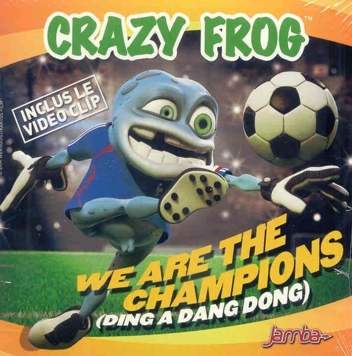 We Are The Champions Ding A Dang Dong