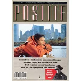 Positif N� 383 : Arizona Dream - Kusturica - Dracula - Coppola - Crush - Angelopoulos - Greenaway