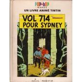 Pop-Hop Tintin Vol 714 de herg� herg�