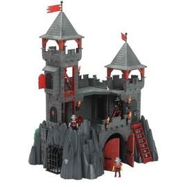playmobil 3269 chevaliers ch teau et forteresse du dragon rouge. Black Bedroom Furniture Sets. Home Design Ideas