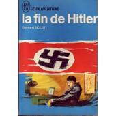 La Fin De Hitler de gerhard boldt
